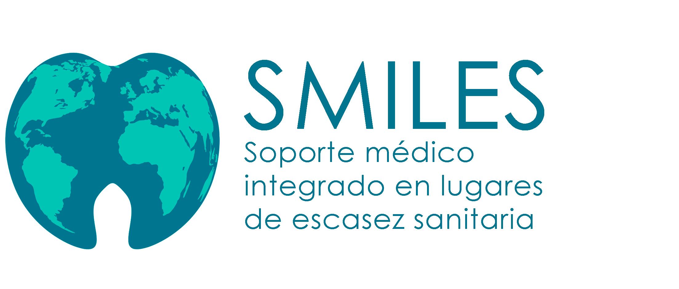 SMILES es una Organización No Gubernamental (ONG) dedicada a cubrir necesidades sanitarias en lugares con escasos recursos.